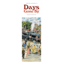 DD01108 Slim Calendar Days Gone By