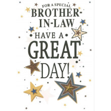 Greetings Cards Brother-in-law