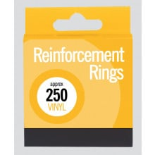Vinyl Reinforcement Rings 250s