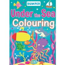 Under The Sea Bumper Colouring Book