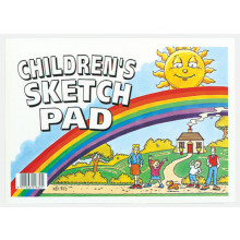 S3306 Pad Sketch Big Value Childs
