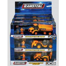 Teamsterz JCB Construction Series Asst