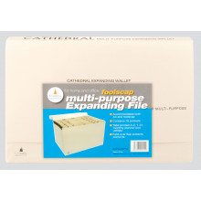Foolscap Multi-Purpose File 16 Pockets