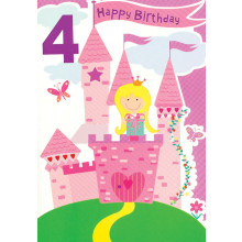 Greetings Cards Age 4 Female