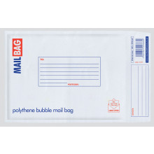 Poly Bubble Mail Bag Small 170x260mm