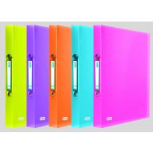A4 Bright Translucent Poly Binder 10s