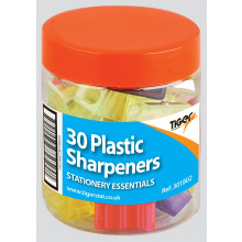 Plastic Sharpeners Tub 30s