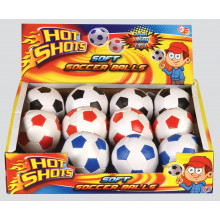 T4207 Soft Soccer Ball 3 Asst