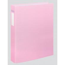 A4 Pukka Pastel Ring Binder Pink/Blue