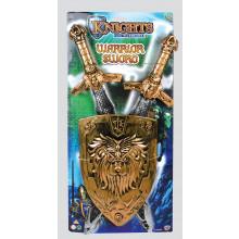Knights & Warriors Sword & Shield Set