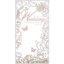 Money Wallets Wedding Foiled MW905