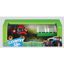 Country Life Tractor & Trailer Assorted