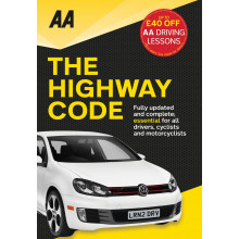 AA The Highway Code Book