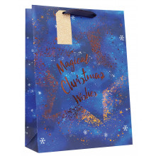 X2405 Gift Bags Midnight Galaxy Ex.Large