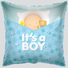 It's a Boy Foil Balloon