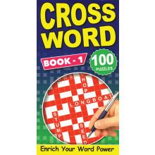 Crossword Book 112 Pages 4 Asst
