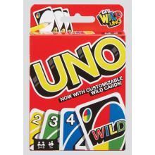 Uno Get Wild Card Game