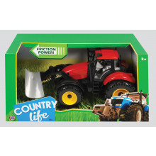 Country Life Tractor & Scoop (Friction)