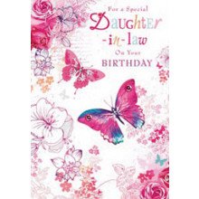 Greetings Cards Daughter-in-law