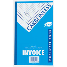 Club Carbonless Duplicate Invoice Book