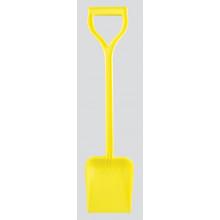 """Plastic Spade 45cm/18"""" 3 Assorted"""