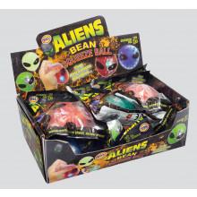Alien Bean Squeeze Ball