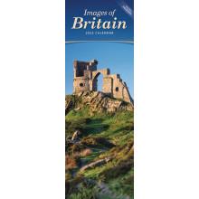 DD01110 Slim Calendar Images Of Britain
