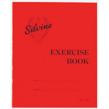 Silvine Exercise Book Feint 130F 40pgs