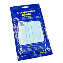 Disposable Face Masks 5's