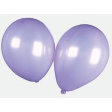 "12"" Shiny Purple Balloons Pack 15"