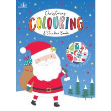 XD05206 Colouring/Sticker Book