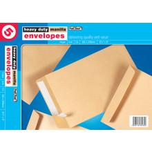 Manilla Envelopes C4 Heavy Duty 5s