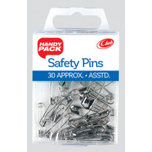 S4907 Safety Pins H/Pack