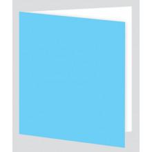 Pastel Blue Gift Tag - Adhesive