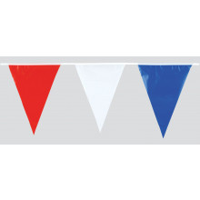 Red/White/Blue Bunting 10m