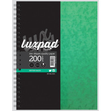 Silvine Luxpad Notebook A4 Stiff Cover
