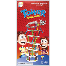 Tower Collapse Game
