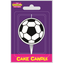 Laserprint Candles Football
