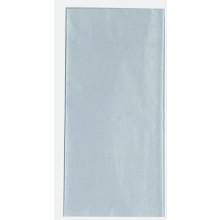Silver Crepe Paper