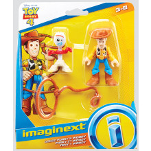Imaginext Toy Story 4 Figures Assorted