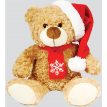 26cm Plush Bailey Bear