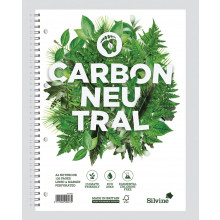 A4+ Carbon Neutral Twinwire Notebook F/M