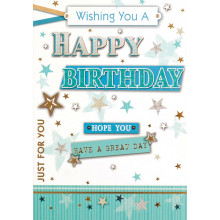 S13344 Cards Male Birthday