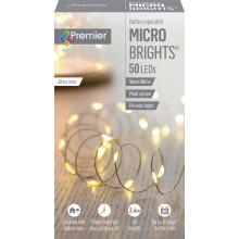 XD03612 50 LED Warm White Microbrights