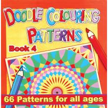 Doodle Patterns Book 132 Pages 4 Asstd