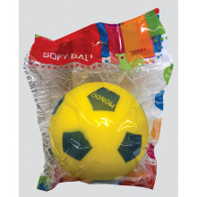 "Foam Soft Ball 20cm/8"" 4 Assorted"