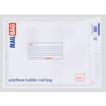 Poly Bubble Mail Bag Extra Large 350x470mm