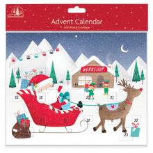 XD01502 Advent Cute Asst
