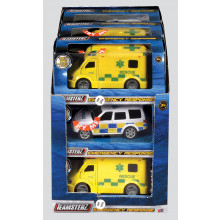 Teamsterz Emergency Response Assorted