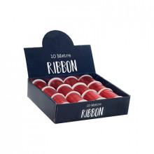 Red Ribbon 1cmx10M